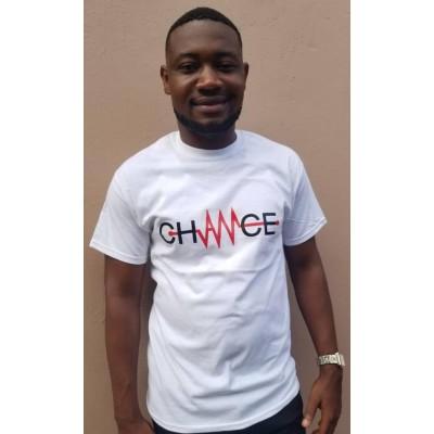 KNU  Chance TShirt- White