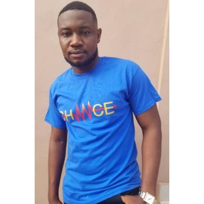 KNU Chance TShirt- Blue