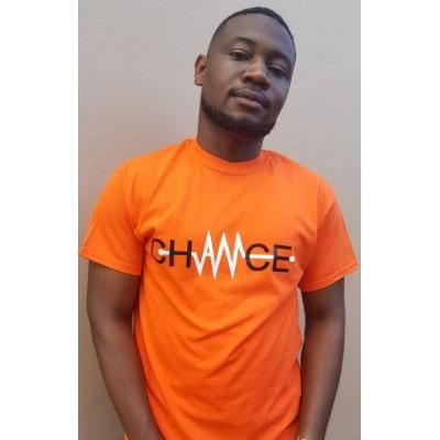 KNU Chance TShirt- Orange