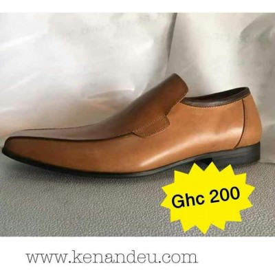 Paolo Vandini Shoes-Brown