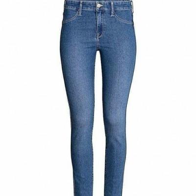 Ladies Jeans - Blue