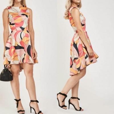 Dress - Multicolor