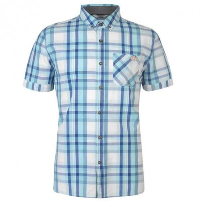 PC Shirt - Turquoise/Blue