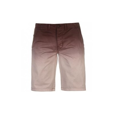 PC Faded Brown Shorts