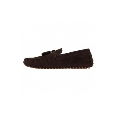 Soviet Suede Loafers -...